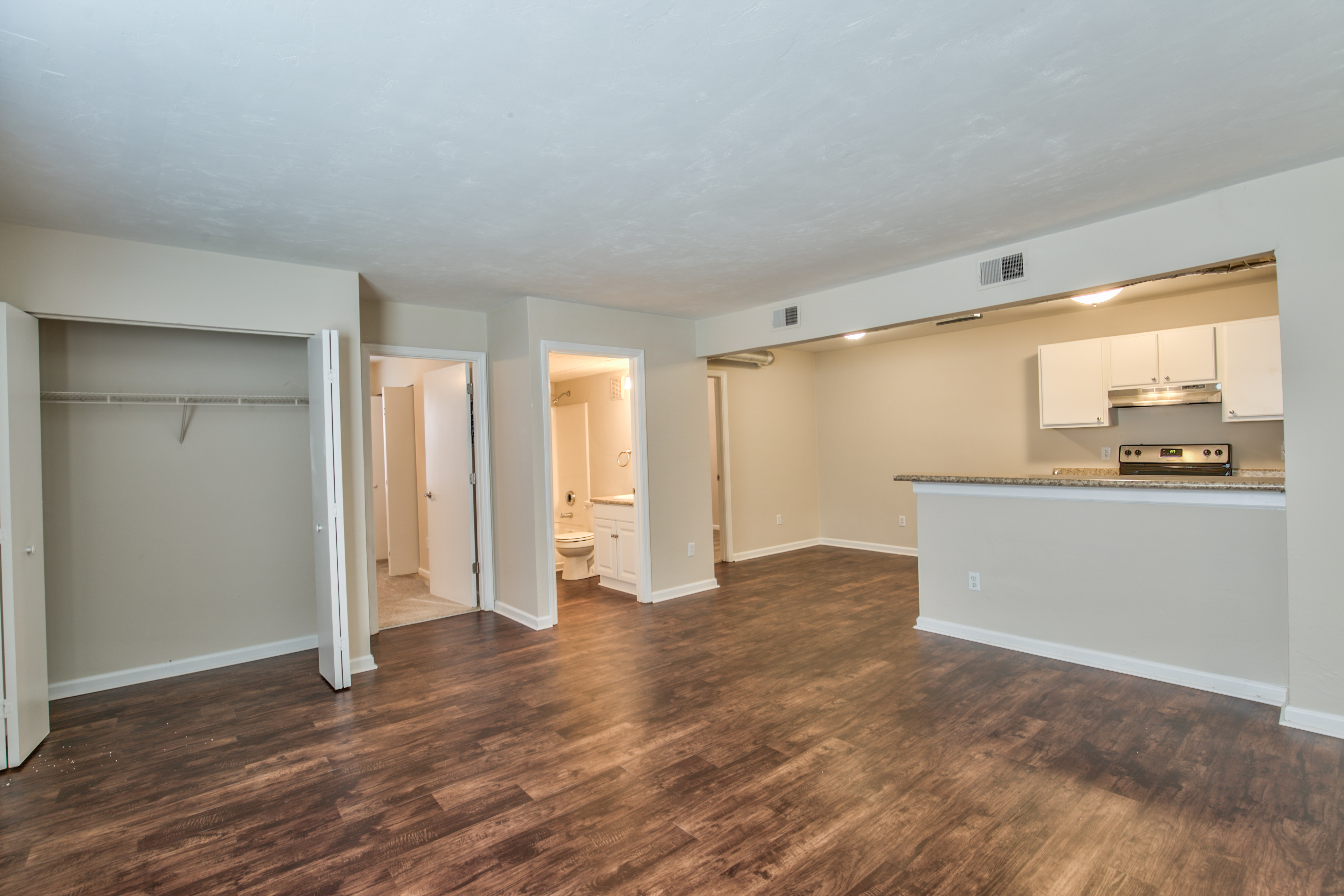 Newly Renovated Pines Apartments